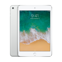 APPLE - Tablette tactile 7,9'' - Puce A8 - Stockage 128 Go - IOS 11 - Argent