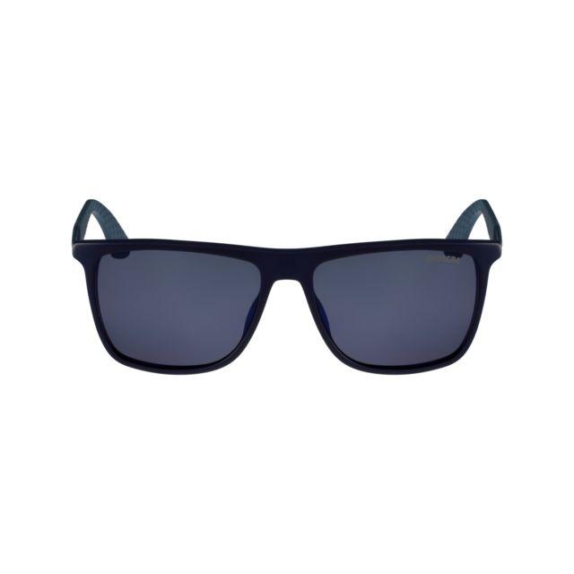 b2a1dd53e8326 Carrera - 5018-S Kqd XT Bleu mat - Lunettes de soleil - pas cher Achat   Vente  Lunettes Tendance - RueDuCommerce