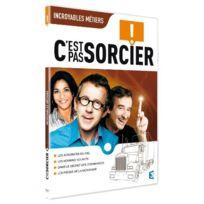 Dvd - C'est Pas Sorcier : Incroyables Métiers / Nouveauté 2014