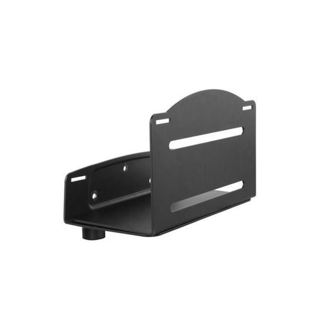 kimex support pour unit centrale pc installation au mur pas cher achat vente support. Black Bedroom Furniture Sets. Home Design Ideas