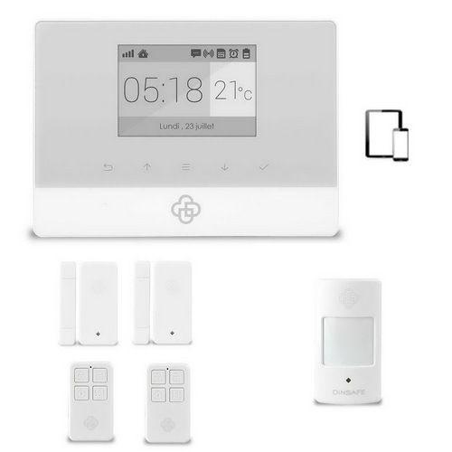 securitegooddeal kit alarme maison sans fil gsm appure vendu par rueducommerce 14939137. Black Bedroom Furniture Sets. Home Design Ideas