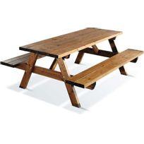 Jardipolys - Table pique-nique Garden 200 B