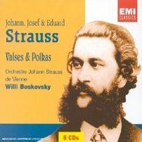 Emi Classics - Valses - Coffret De 5 Cd