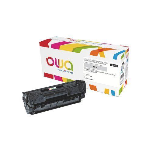 Armor Toner Owa compatible Canon Fx10 noir pour imprimante laser