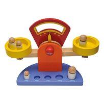 Beluga Spielwaren GmbH - Beluga 77026 - Balance Scale Bois Avec Des Poids