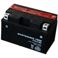 batterie moto 12v 25ah 130a