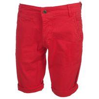 Biaggio - Short bermuda Farelta red bermuda chino Rouge 58463