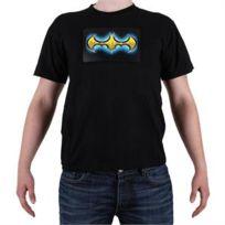 Summary - T-shirt Led design Batman 2 couleurs taille L