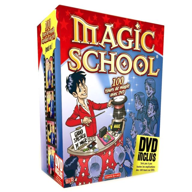 Oid Magic Magie : Magic School