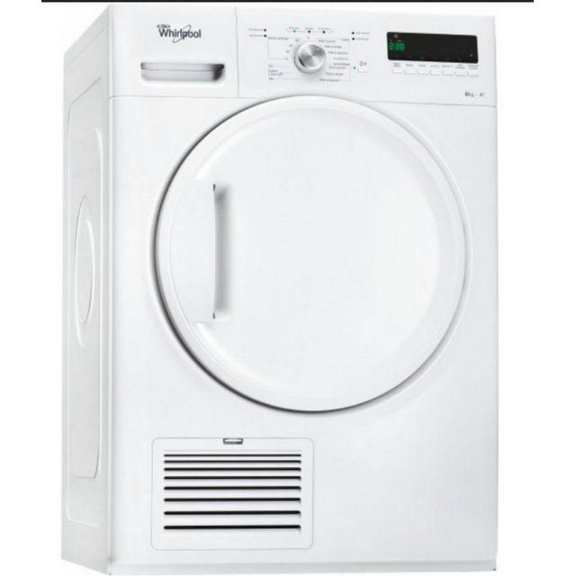 Whirlpool Sèche-linge à condensation - HDLX80311 - Blanc