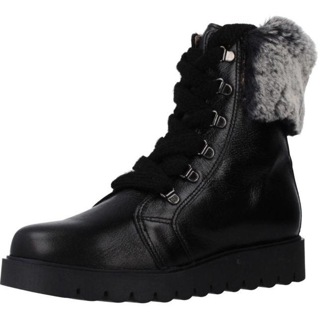 Garvalin Boots, bottines et bottes enfant 191662, Noir