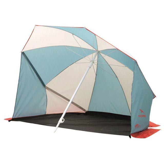Easy Camp Parasol Abri De Plage Coast Gris Et Bleu 120298