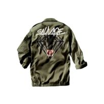 Magic custom - Sauvage - Veste militaire Panther