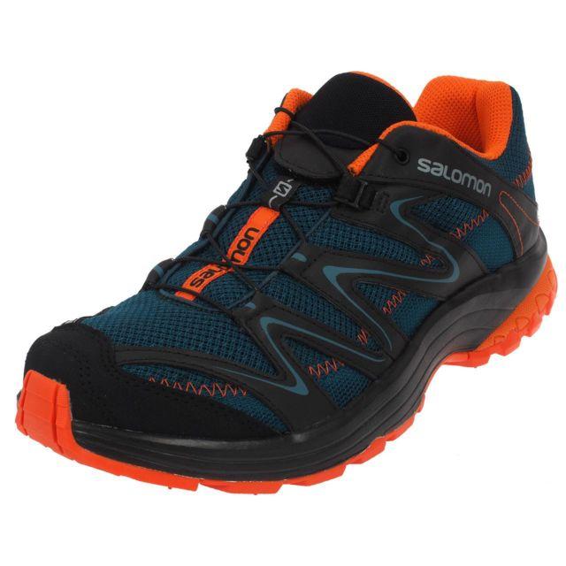 Salomon Chaussures running trail Score blueblk trail Bleu