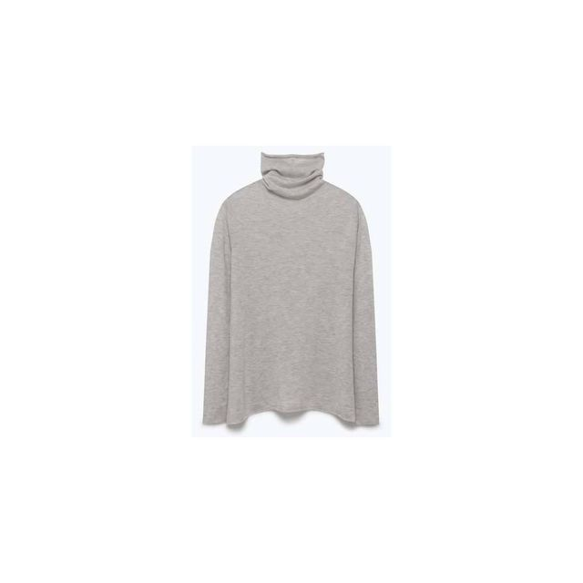 American Vintage - Pull Blossom Gris