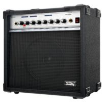 Soundking - Ak20-RA amplificateur pour guitare - 2-canaux, 60 watt