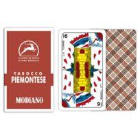 Modiano - 300764 Les Cartes De Tarot Piemont Rouge