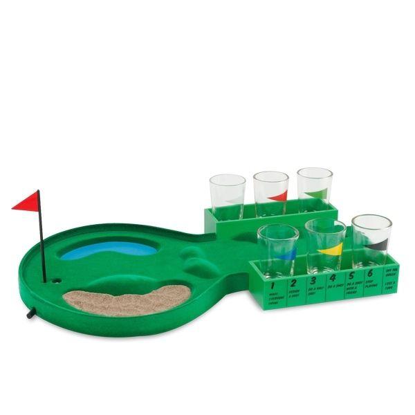 Totalcadeau Kit de jeu de golf pour boisson