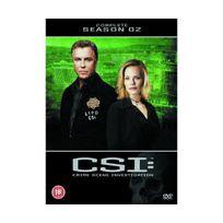 Momentum - Csi: Crime Scene Investigation Complete - Season 2 Import anglais