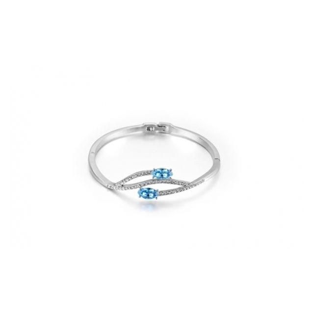 9b01bc29092b Myc-paris - Bracelet Melinda Plaqué or - pas cher Achat   Vente Bracelets -  RueDuCommerce