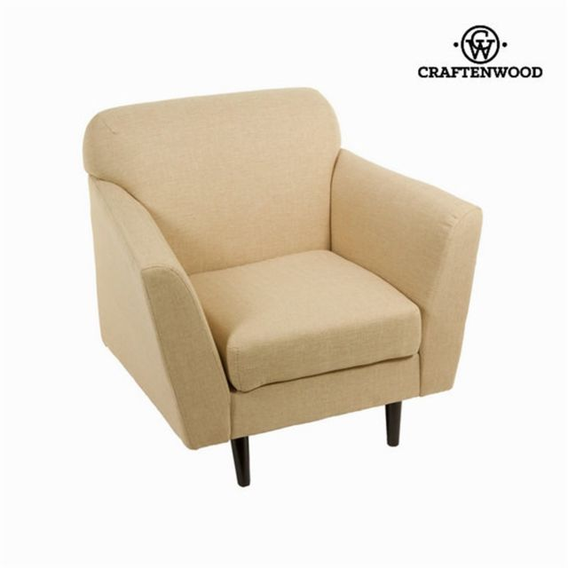 Craftenwood Fauteuil abbey beige - Collection Love Sixty by
