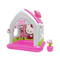 Intex - Maison gonflable Hello Kitty