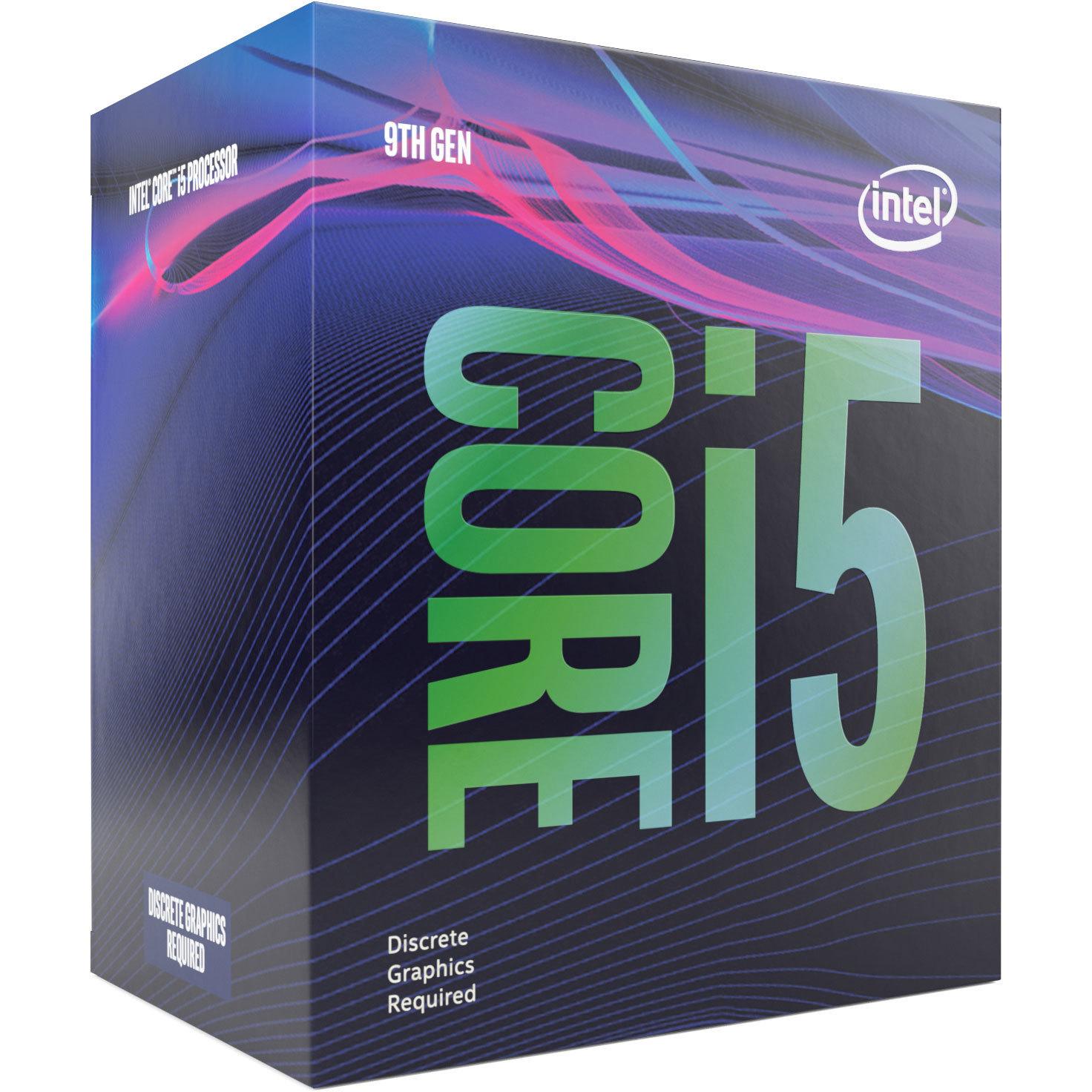 Processeur Core i5 9400F Intel