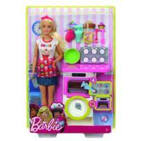 MATTEL - Barbie - Coffret Pâtisserie - FHP57