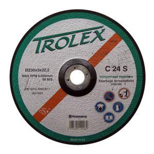 Husqvarna disque trolex c24s mat riaux de construction 230 al sage 22 2 543059227 pas - Materiaux construction pas cher ...