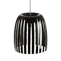 Koziol - Josephine - Suspension Noir Opaque Ø30,5cm - Suspension designé par