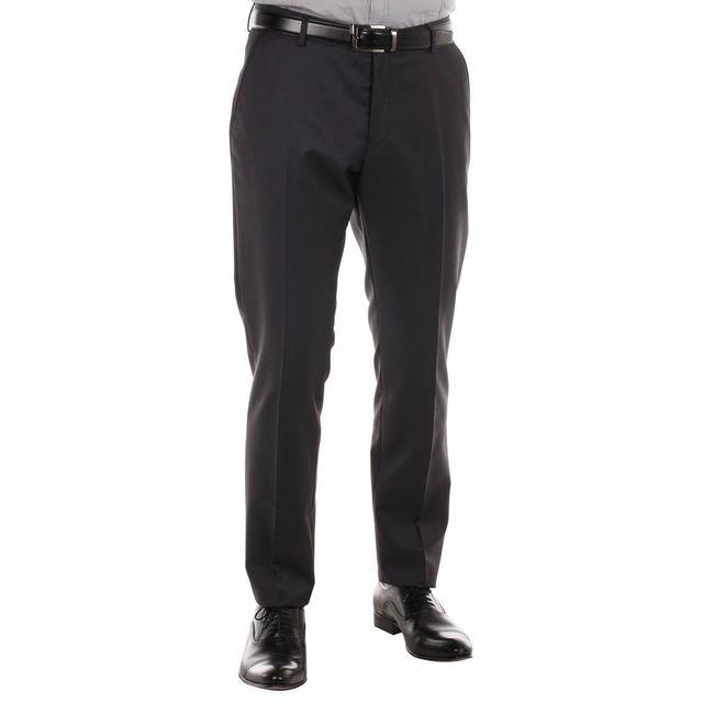 Selected - Pantalon de costume cintré anthracite Gris - 50
