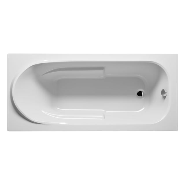 riho baignoire acrylique columbia 175x80 cm 175cm x 80cm pas cher achat vente baignoire. Black Bedroom Furniture Sets. Home Design Ideas