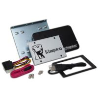 KINGSTON - SSDNow UV400 - 120 Go + Kit de mise à niveau pour ordinateur de bureau/portable