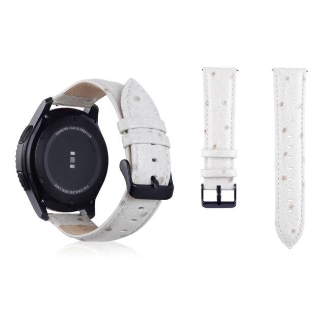 gear s3 bracelet cuir