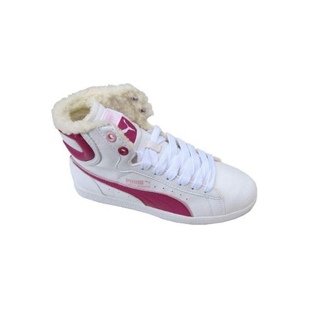 Puma Chaussures Sportswear Enfant First Round Fur Wp Wtr