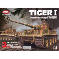 Taigen - Kit Char 1/16 à monter Tiger Early Production