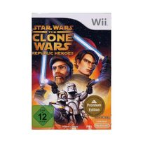 Ak Tronic - Star Wars : Clone Wars - Republic Heroes import allemand