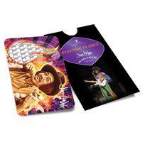 """V Syndicate Grinder Card - Carte grinder """"Jimi Hendrix Flamez"""