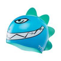 Tyr - Bonnet de bain enfant Bonnet de bain Dino Destroyer