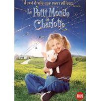 Votre marque - Le Petit Monde De Charlotte - Dvd - Edition simple