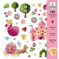 Djeco - Stickers Princesse Marguerite