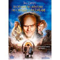 DreamWorks France - Les Désastreuses aventures des orphelins Baudelaire d'après Lemony Snicket