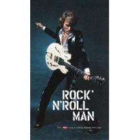 - Johnny Hallyday - Rock'n roll man Longbox