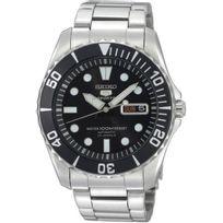 Seiko - Montre homme Reloj 5 Aut Esf.NEG.100 Snzf17K1