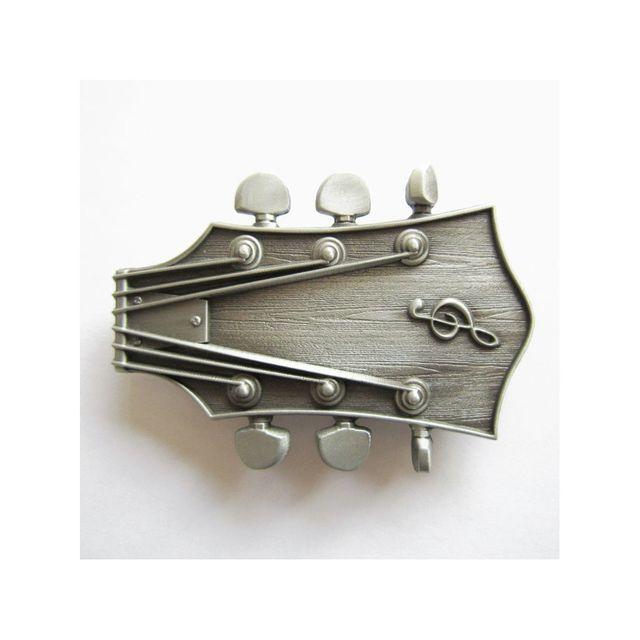 Universel - Boucle de ceinture guitare manche alu guitariste rock roll -  pas cher Achat   Vente Objets déco - RueDuCommerce 42329669f74