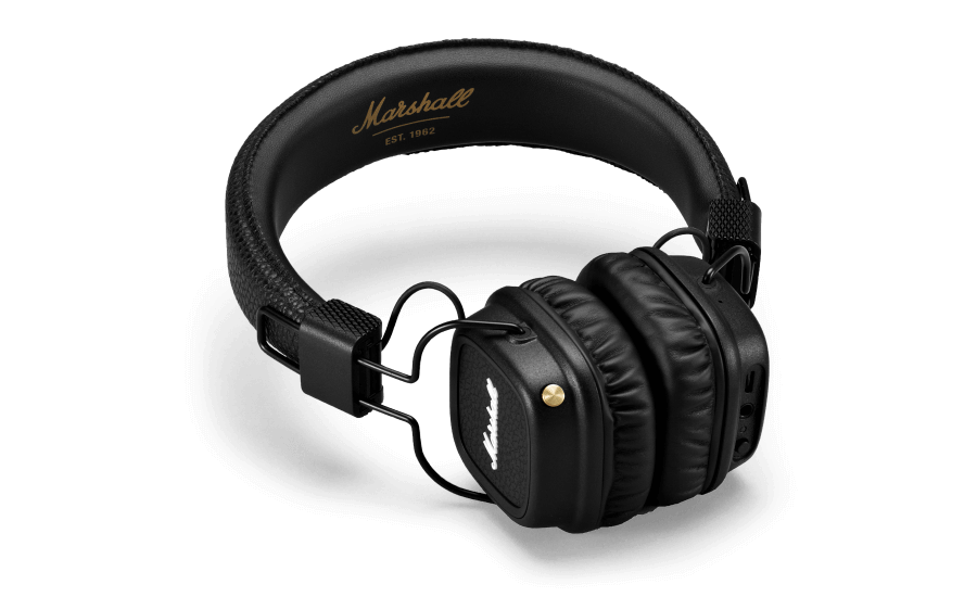 marshall casque major ii bluetooth creme pas cher achat vente casque rueducommerce. Black Bedroom Furniture Sets. Home Design Ideas
