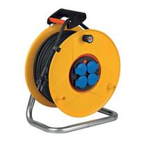 BRENNENSTUHL H. SAS - 1205931 Enrouleur électrique SP Pro - Câble : 40 m, 3G1.5