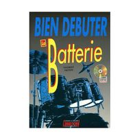 Play Music Publishing - Patris Thomas -bien Debuter Batterie 1 Cd