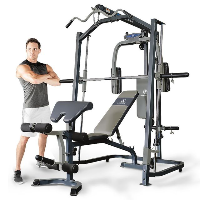vente machine musculation