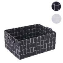 999588cb714 Panier rangement gris - catalogue 2019 -  RueDuCommerce - Carrefour